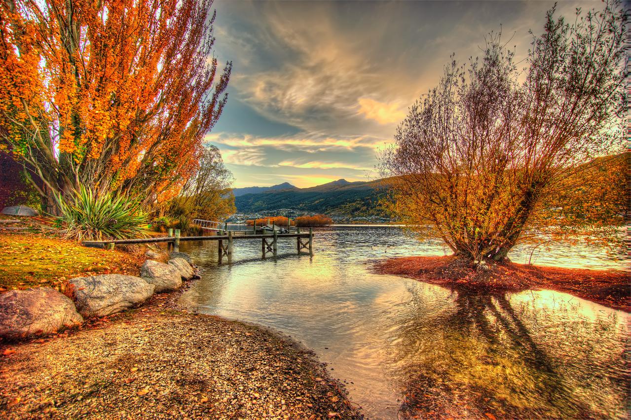 Autumn In New Zealand