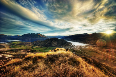 Queenstown Lookout