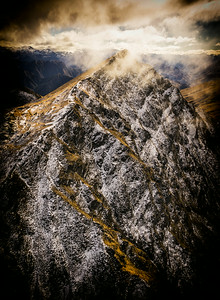 Drama in the Southern Alps