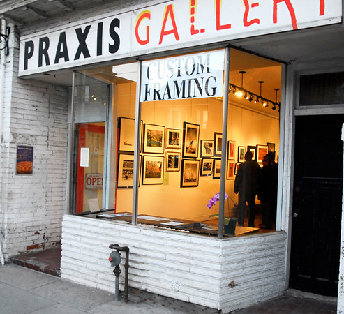 Anthony had a few pictures on show and sale here May 4 to 17th Queen west past Landsdowne
