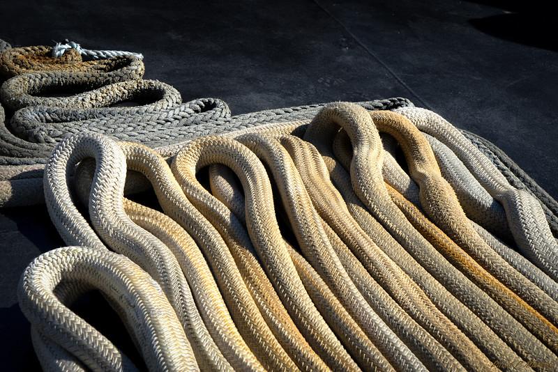 Organized Rope