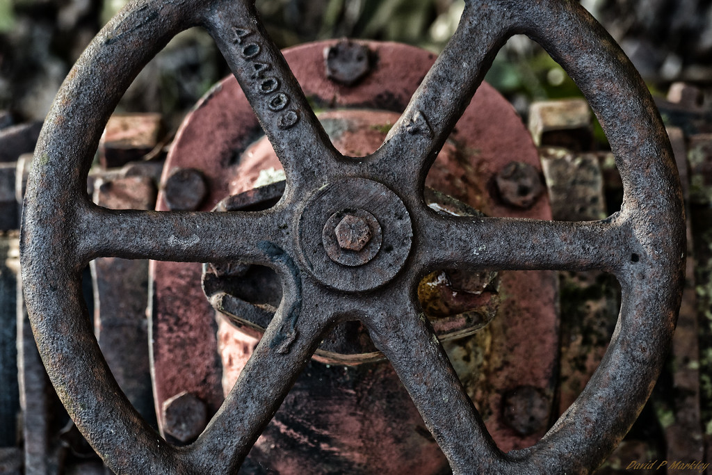 Wheel of Rust