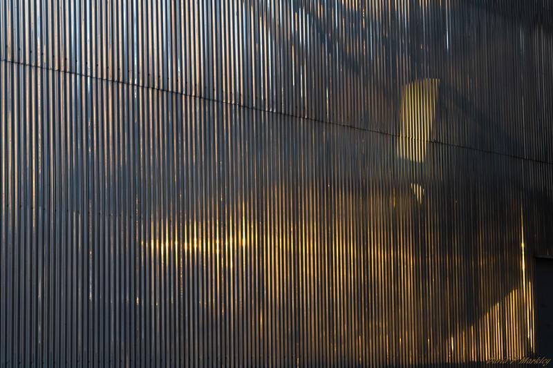 Shimmering Wall
