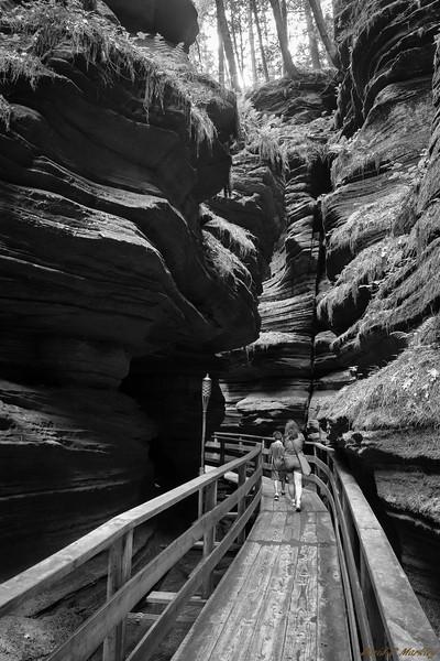Long and Narrow Path
