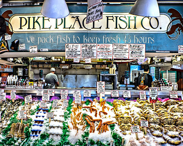 #15439 Pike Place Fish Company