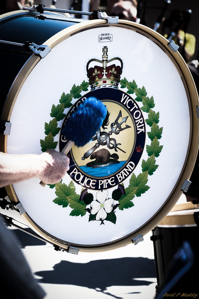 Pipe Band Drum