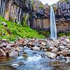 Basalt Waterfall