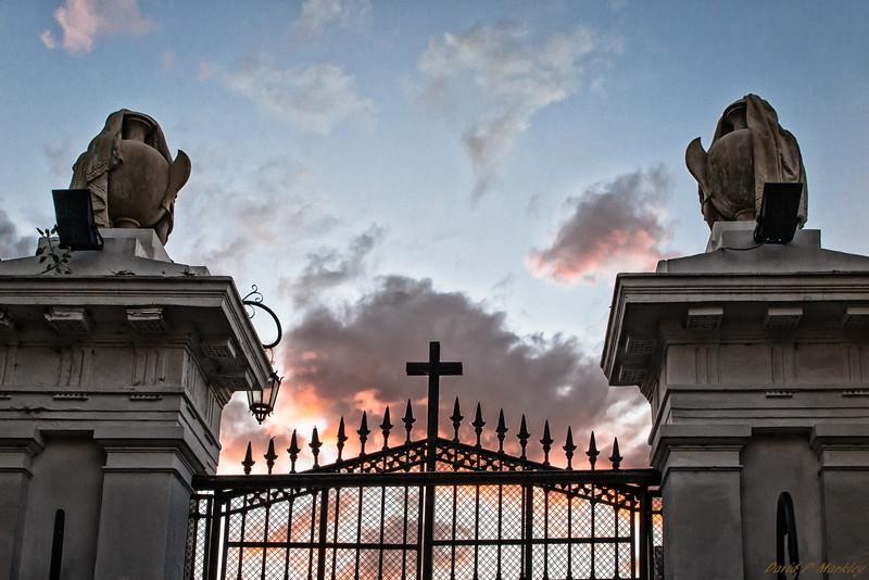 Restful Gate