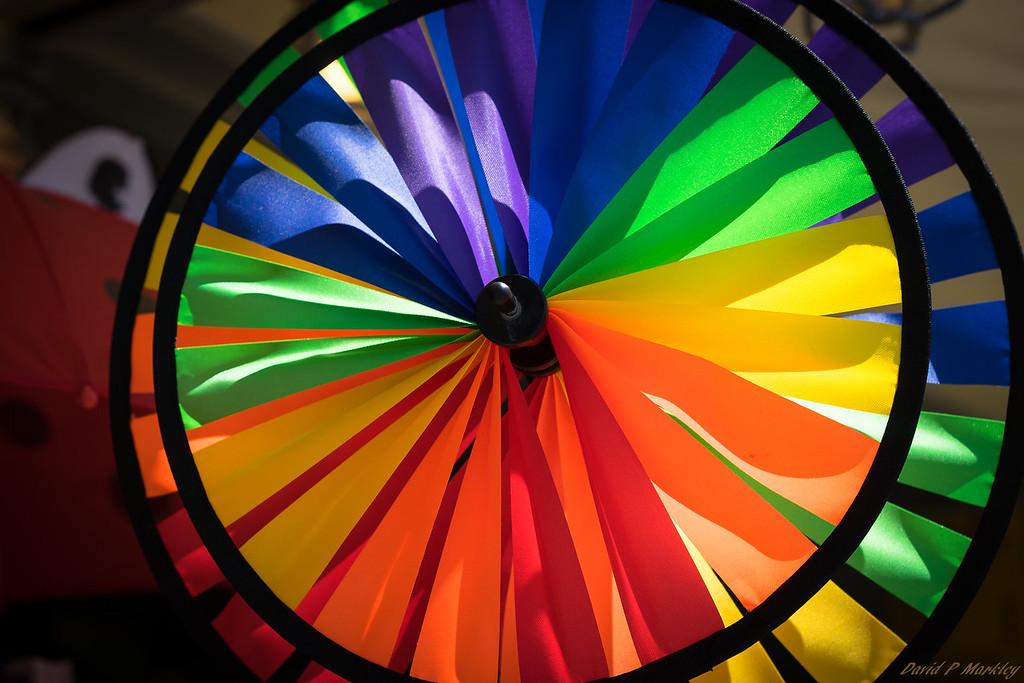 Vibrant Wheel