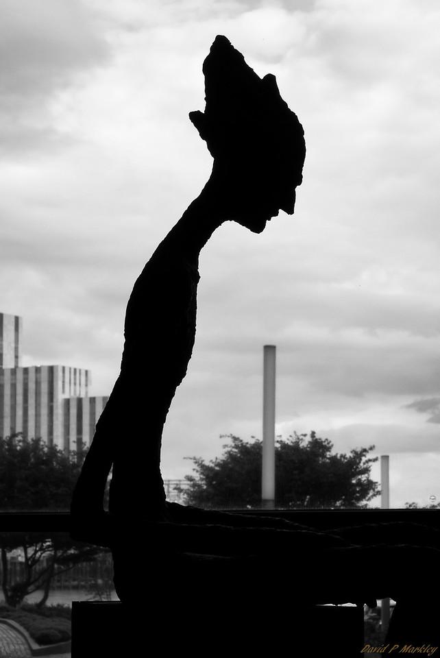 Sitting Sculpture