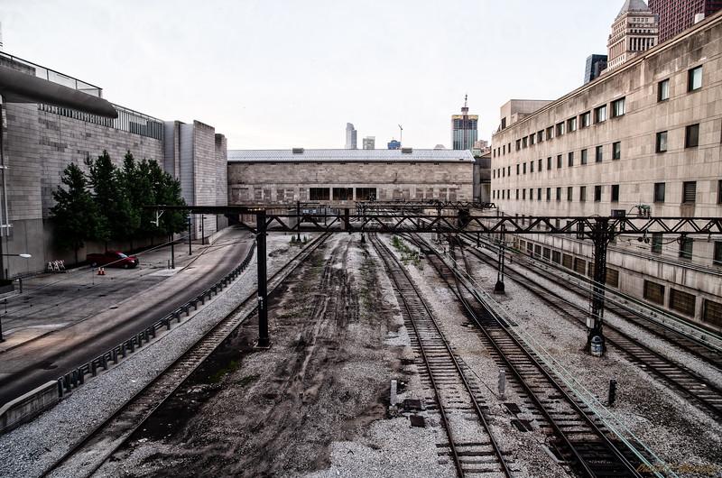 Metra Railroad