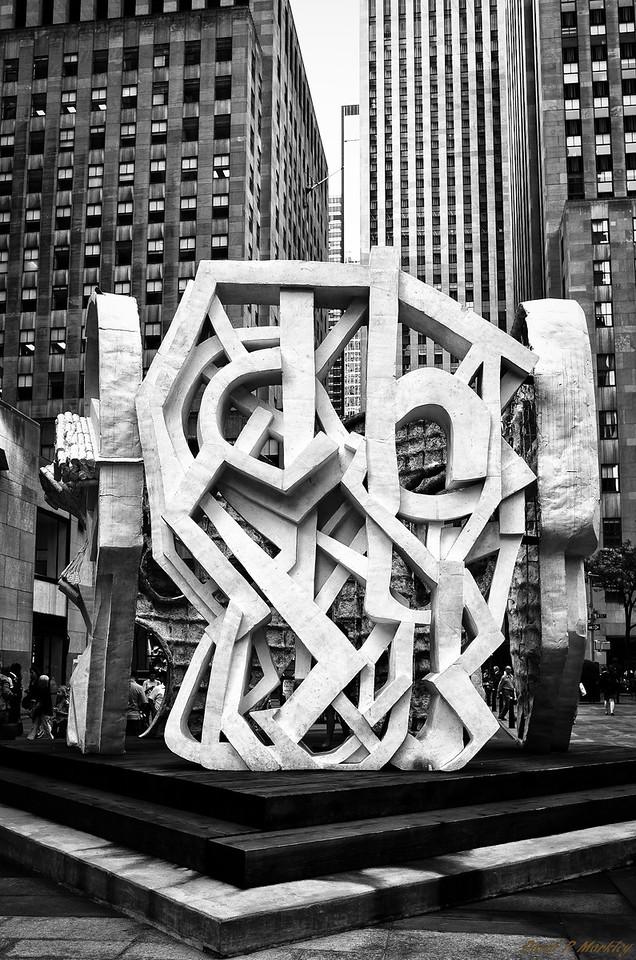 Rockefeller Sculpture