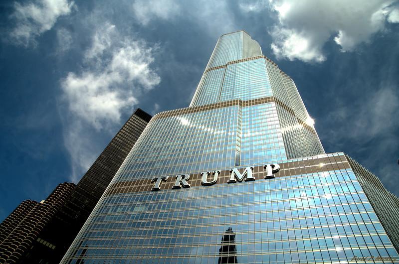 Towering Trump