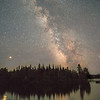 Gunflint Milky Way