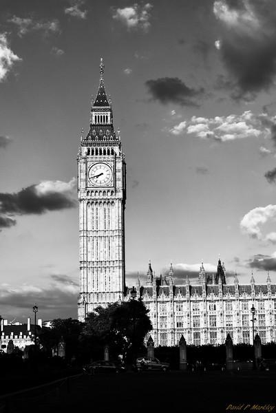 Towering Clock