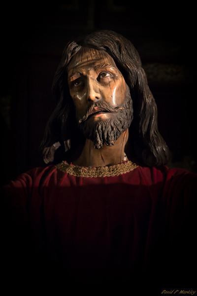 Jesus Anguish