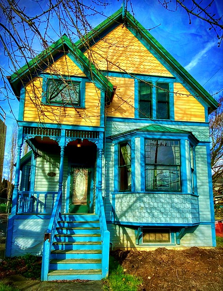 Historic House in Seattle