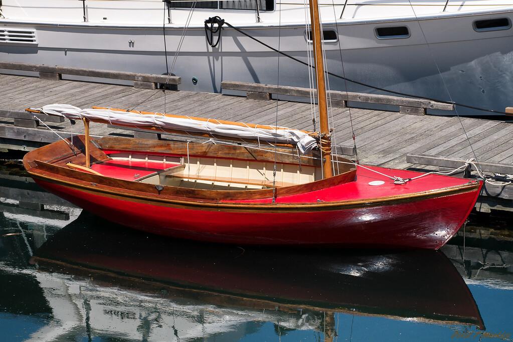 Vibrant Boat