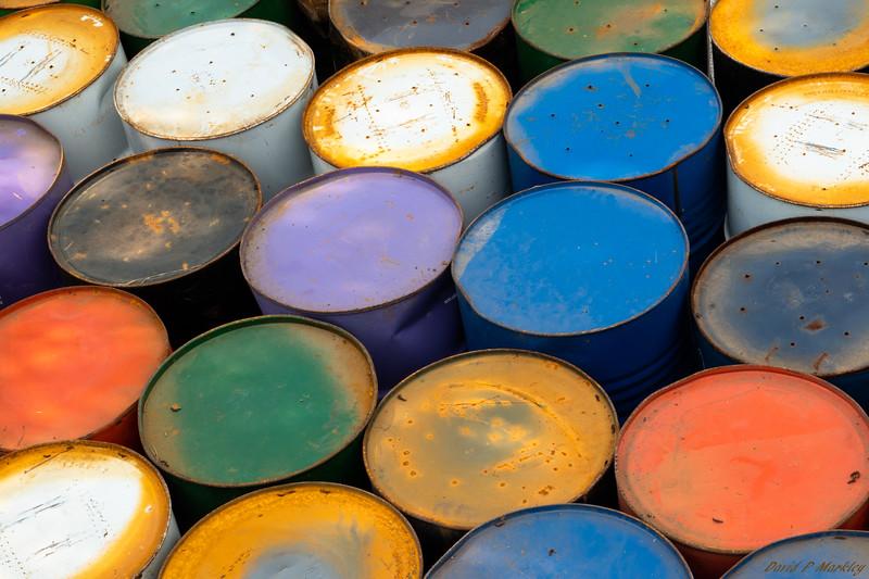 Bold Barrels
