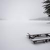 Rangeley Lake, Winter