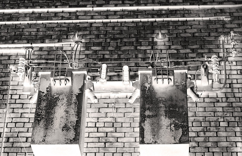 actually this was Saturday Jan 13 Gooderham & WOrts distillery