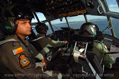 Press and Features, PR Photography, RAF Hercules