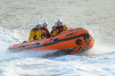 RNLI Press, Features and PR Photography