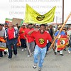 SAMWU protest march