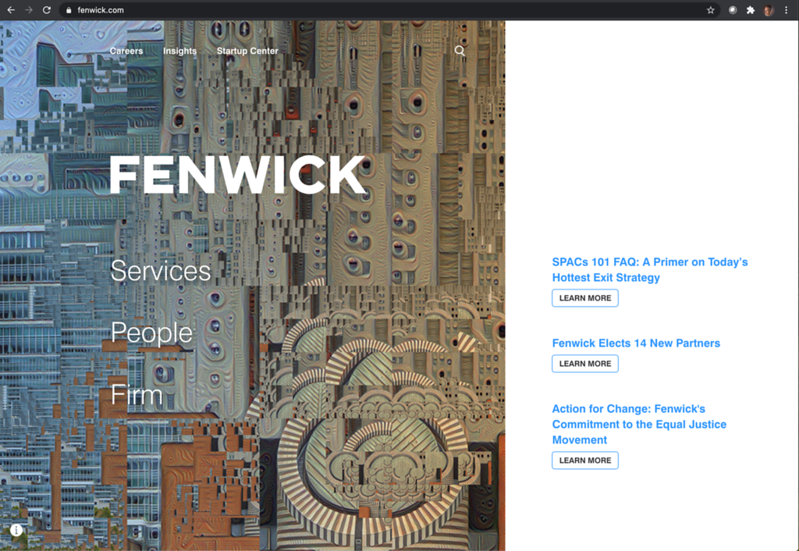 Dreamscapes on Fenwick.com