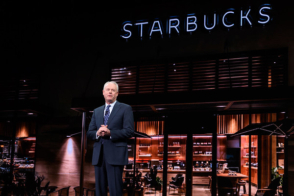 Kevin Johnson - Starbucks Annual Shareholders Meeting 2017