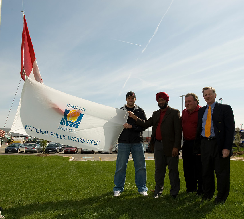 19 May 2009: City of Brampton National Public Works Week 2009