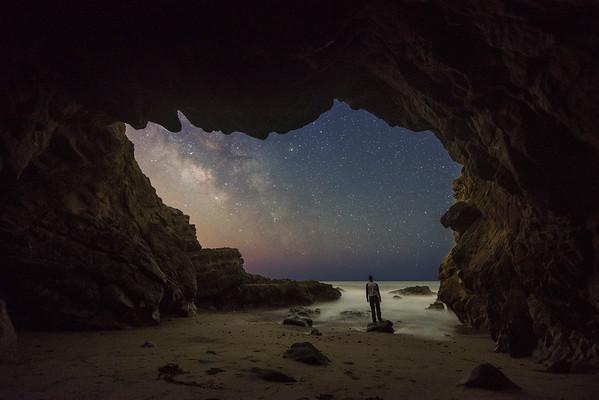 Malibu Sea Cave
