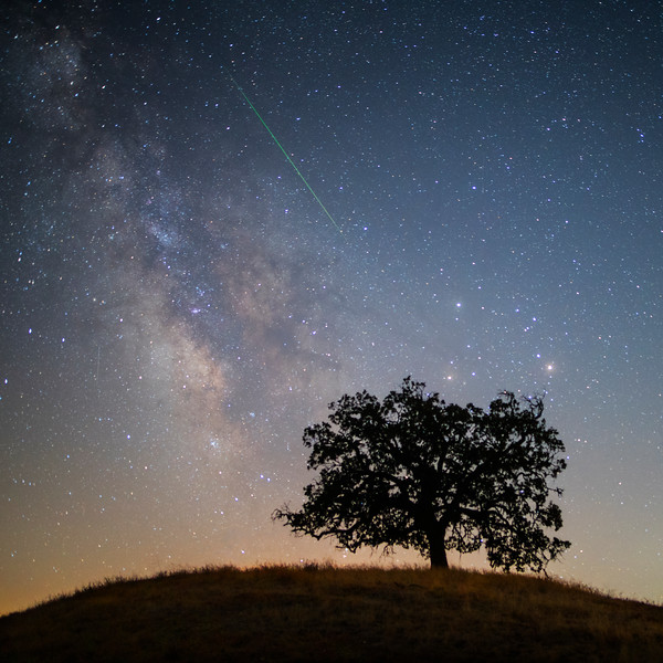 Santa Ynez Meteor