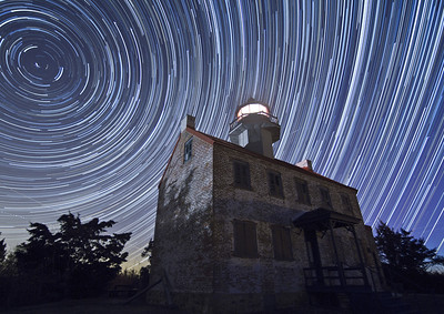 East Point Star Trails