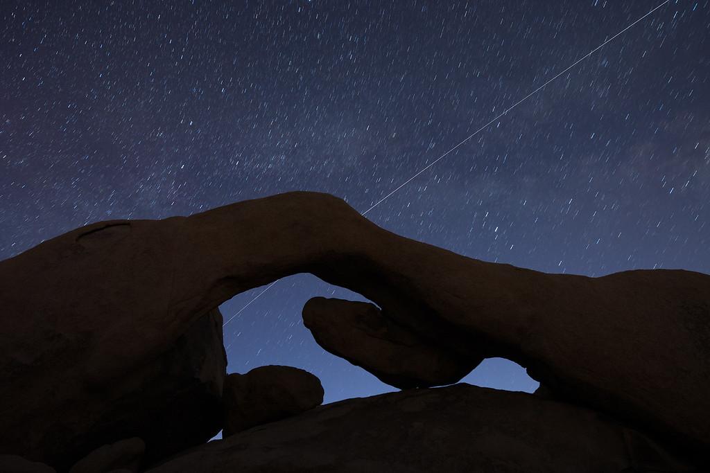 ISS Through the Arch - Sigma 14-24 f2.8 ART DG HSM | A