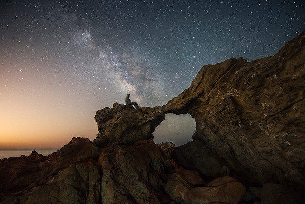 Malibu Sea Arch