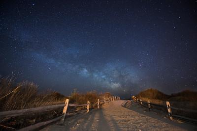 Seven Mile Milky Way