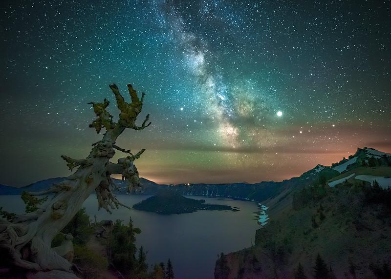 Crater Lake Guardian