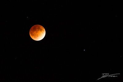 Blood Moon April 15, 2014