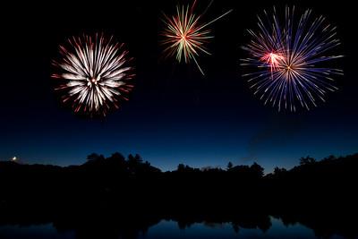 Medway 300 Fireworks