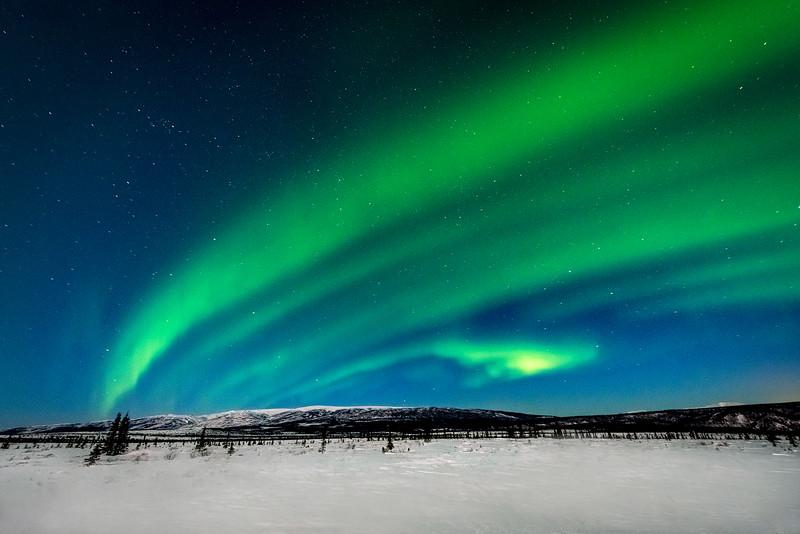 Aurora of Alaska