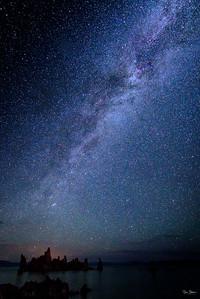 Stars Over Mono