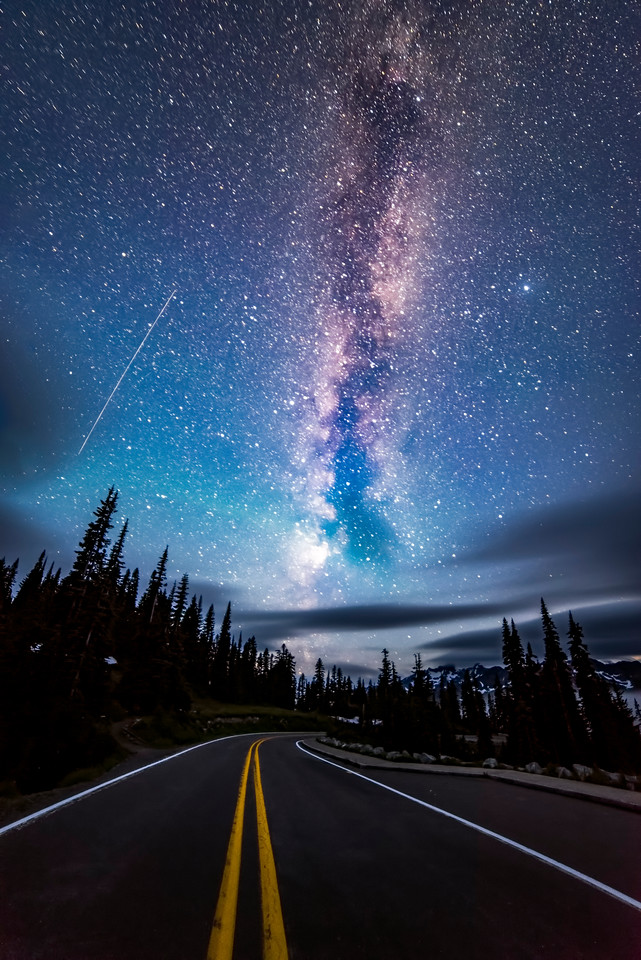 Road to Galaxy