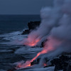 Hi'iaka and Pele's Fight - Kilauea Volcano, Big Island, HI