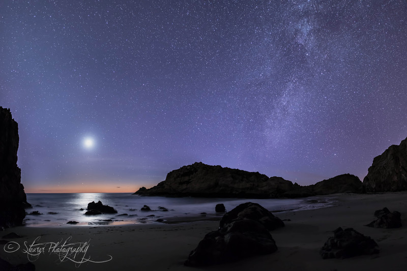 Secret Place - McClures Beach, Point Reyes National Sea Shore, CA