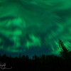 The Crown - Aurora Borealis, Fairbanks, AK
