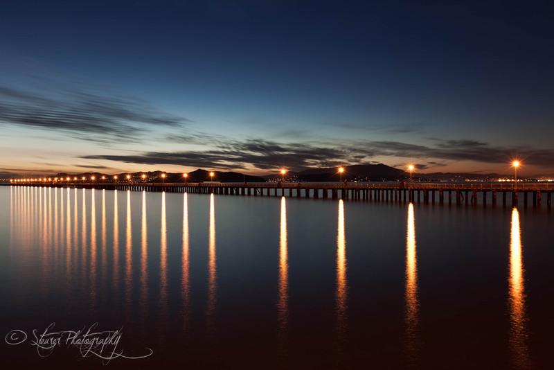 Berkeley Pier - San Francisco Bay, CA