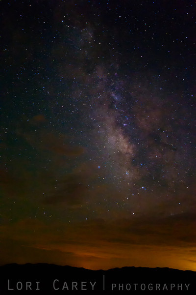 Milky Way at Font's Point, Anza-Borrego Desert State Park