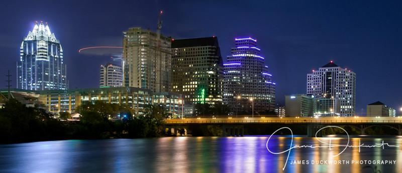 Austin Texas Blue Hour