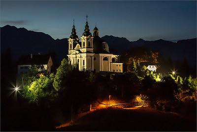 Tunjice - St. Ana church